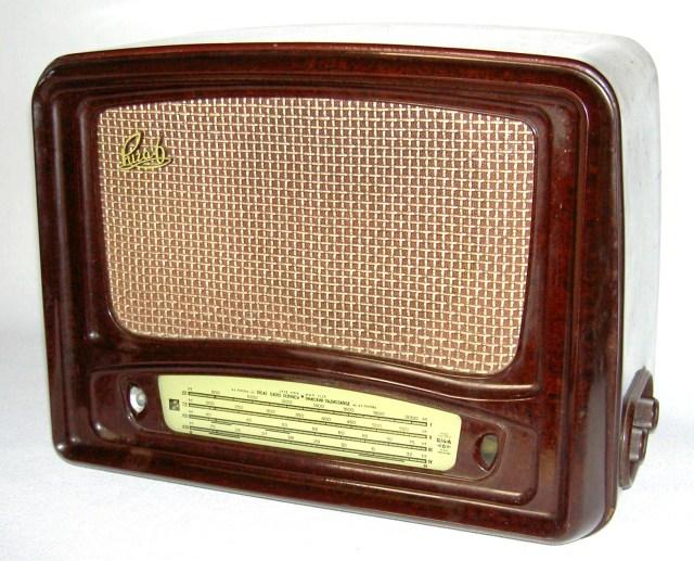 """Радиоприёмник """"Riga-6"""""""