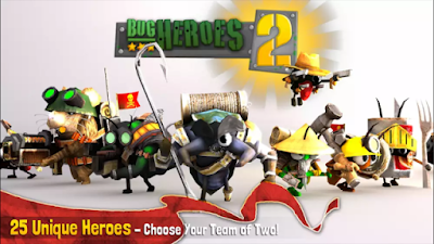 Download Game Android Gratis Bug Heroes 2 apk + obb