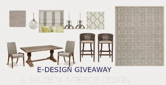 Come follow me @asaltboxshop and enter to win my E-design giveaway!