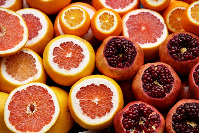 grapefruit, fruit