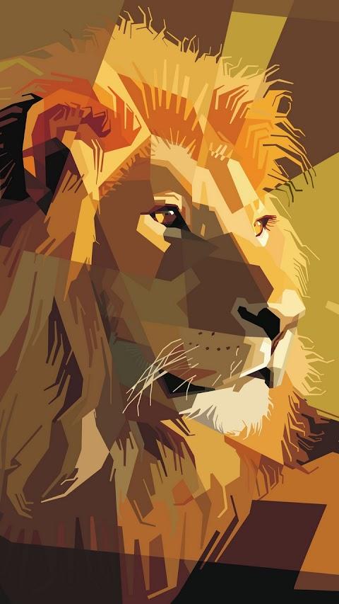 Sư tử đơn sắc