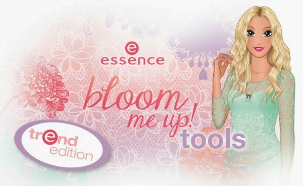 essence Bloom Me Up Limited Edition und Beauty Tools