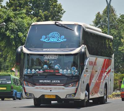 Foto Bus Murni Jaya 212H