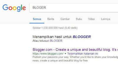 bloger blogger