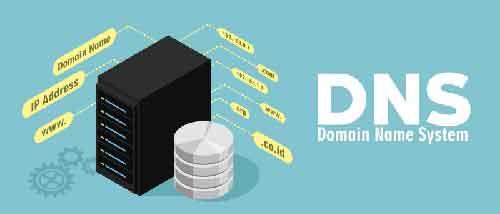 جمع المعلومات من  Part-4 DNS