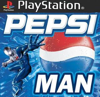 Pepsi Man PSP free download full version