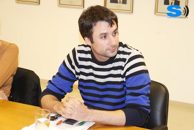 """""""yo estuve en desacuerdo"""" dijo el Concejal Acevedo en Sintonía"""