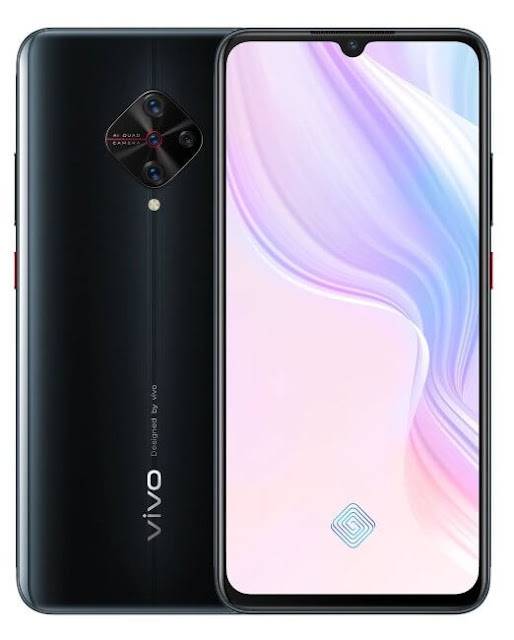 Vivo Y9s Knight Black