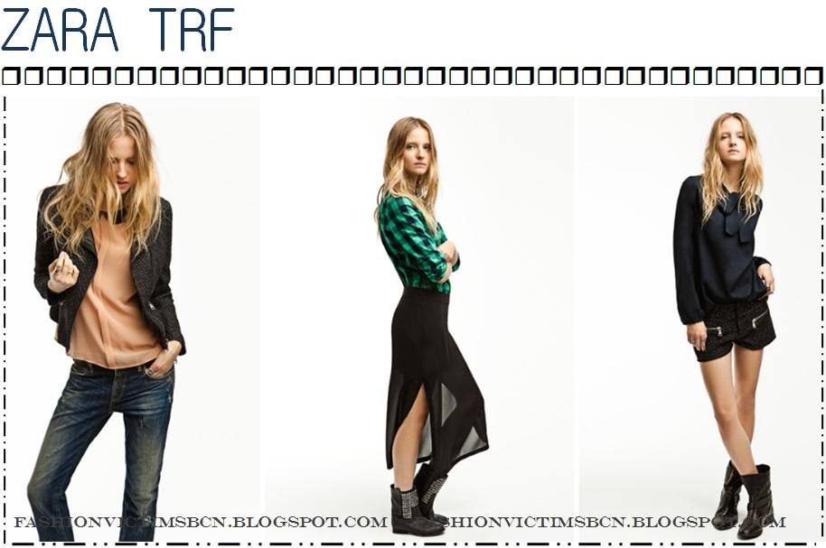85a354f650 Aquí tenéis el lookbook de Zara Trafaluc para este noviembre.