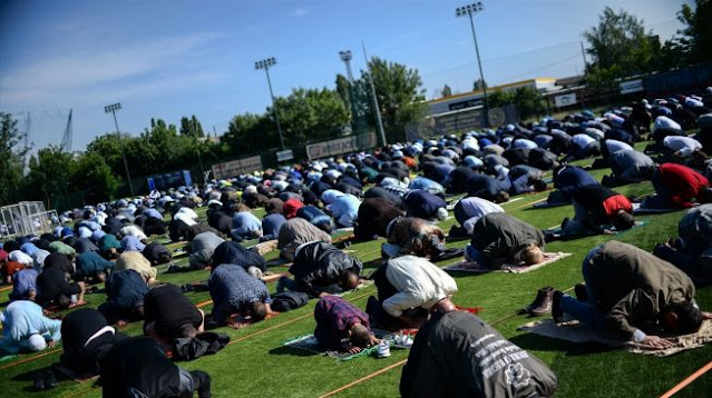 Imbas Pandemi, Muslim di Bali Dilarang Salat Ied di Lapangan atau di Masjid