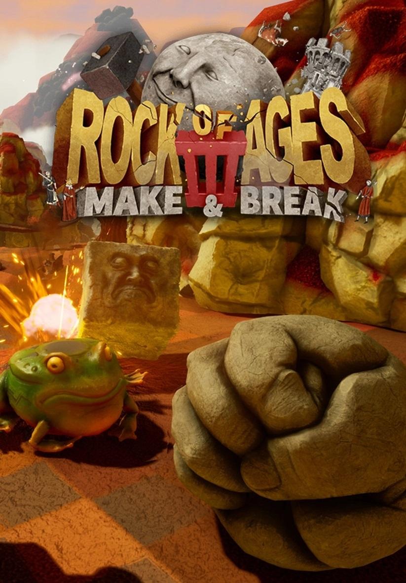 Rock of Ages 3: Make & Break Torrent (PC)