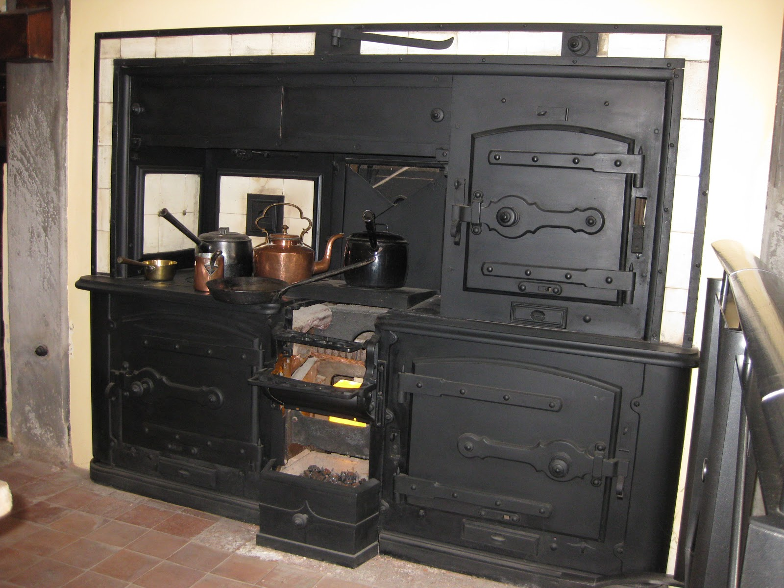 kitchen cook stoves & bath remodeling grandma abson 39s traditional baking home on the range