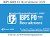 IBPS Recruitment for RRB CWE - IX 2020 Notification out (9640 Posts)