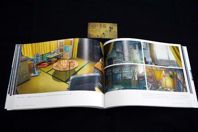 DSC02035 - 天氣之子 美術畫集 天気の子 美術画集 Weathering With You ART BOOK ( 新海誠 Shinkai Makoto )
