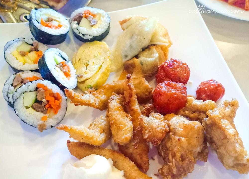 matgalne korean restaurant samgyupsal buffet