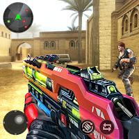 Fury Strike : Anti-Terrorism Shooter Mod Apk
