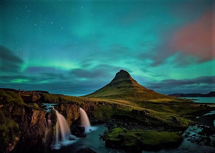 Kirkjufel, Iceland