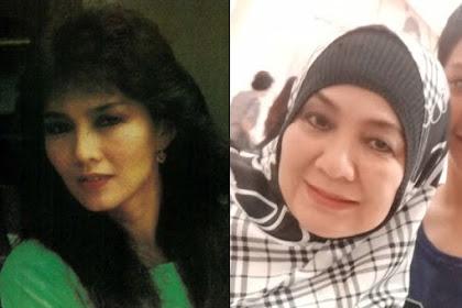 Hijrah, Kini Eva Arnaz Jualan Lontong Sayur