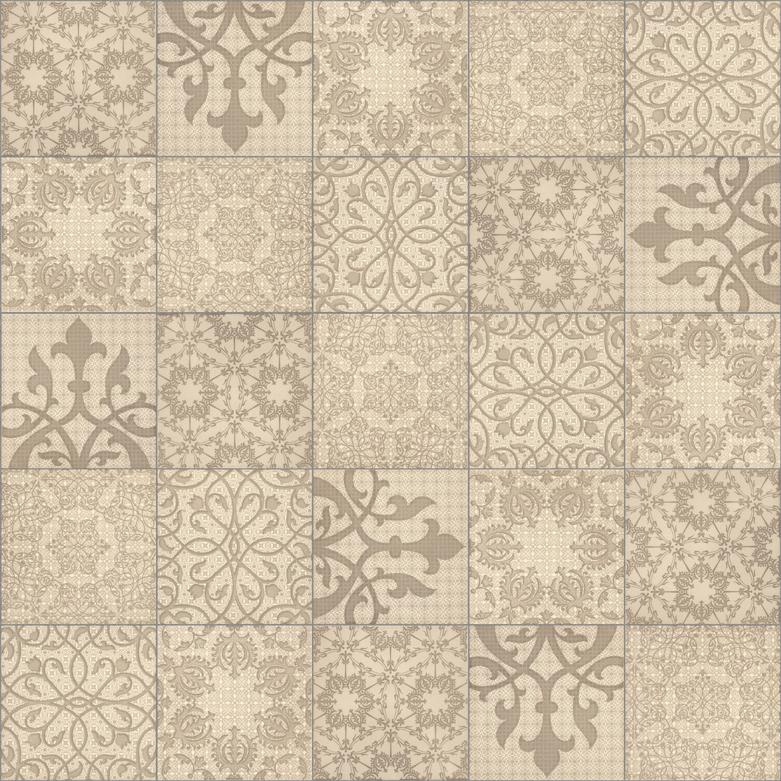 SKETCHUP TEXTURE: UPDATE NEW TILES TEXTURE