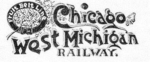 Chicago and West Michigan Logo