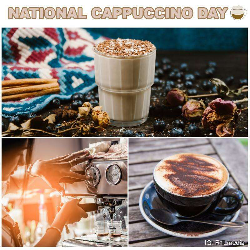National Cappuccino Day Wishes for Whatsapp