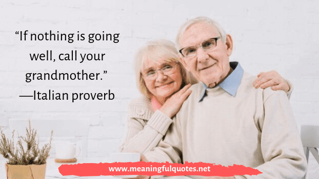 Funny Grandparents Quotes