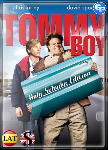 Tommy Boy (1995) HD 720P LATINO/INGLES
