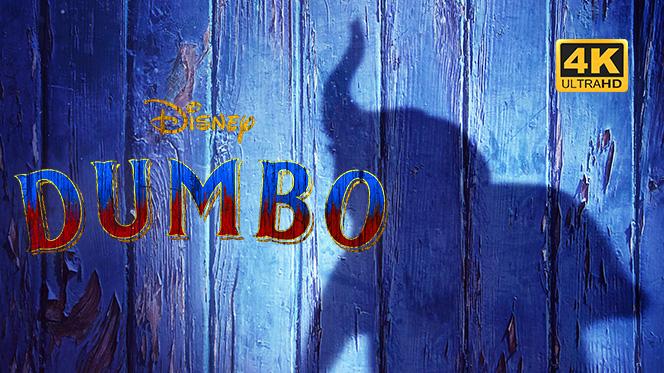 Dumbo (2019) 4K UHD 2160p Latino-Castellano-Ingles