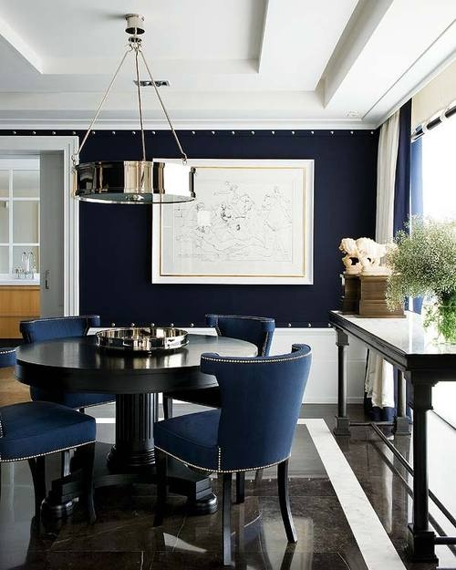 Best Blue Paint Color lisa mende design: best navy blue paint colors - 8 of my favs!