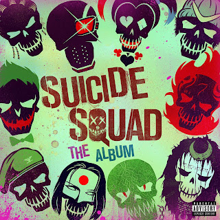 Suicide Squad: The Album (2016) [FLAC-CD]