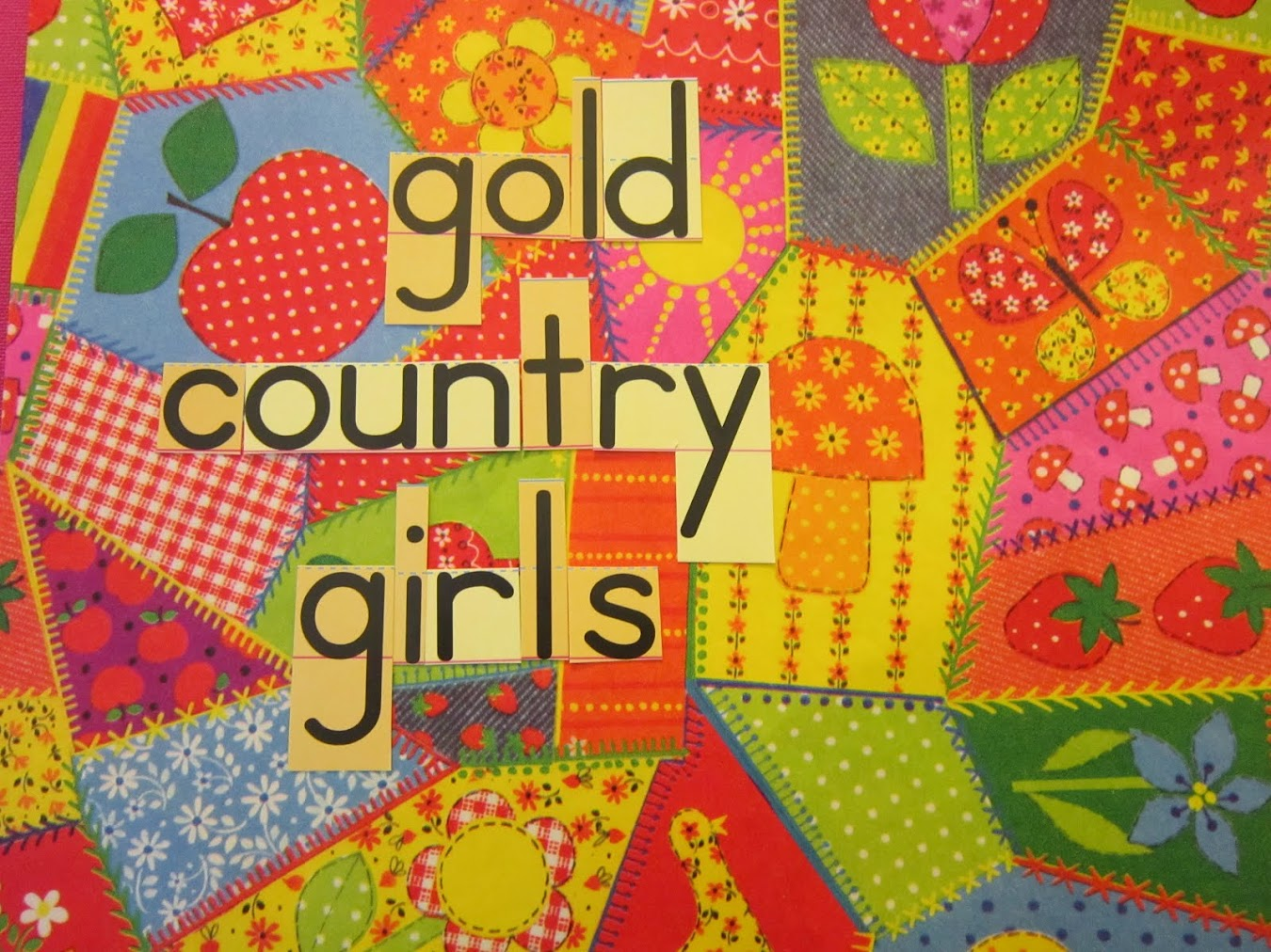 gold country girls