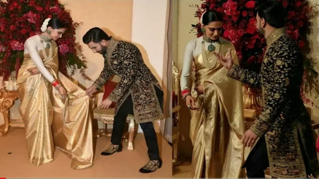 Deepika-Ranveer's Bengaluru wedding reception