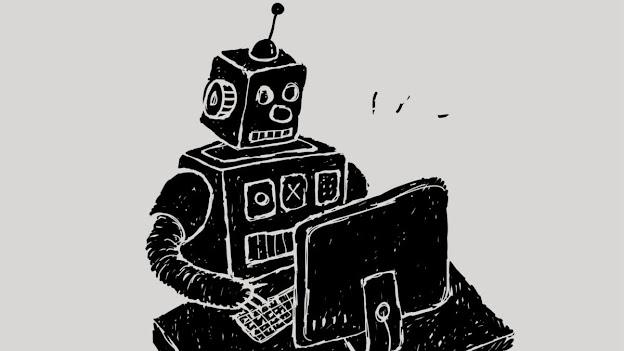 أول مقال يكتبه بالكامل إنسان آلي عن مستقبل البشرية