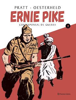 Ernie Pike - Pratt y Oesterheld 3