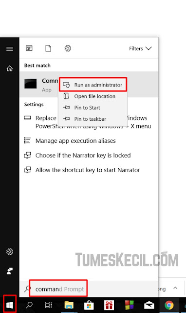 cara mengatasi hotspot lemot di laptop windows 10
