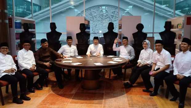 Temui Kepala Daerah Pendukung 01, Langkah Politik AHY Dinilai Tak Etis