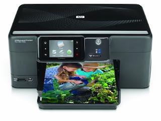 HP Photosmart CD055A Printer Driver Baixar