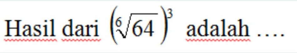 Soal persamaan kuadrat kelas 9