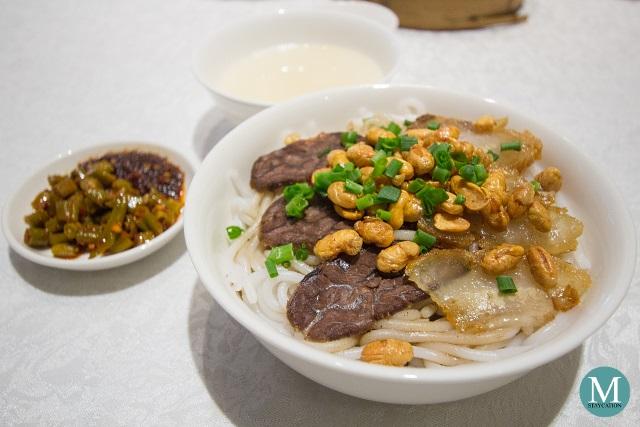 Guilin Rice Noodles by Shang Palace at Shangri-La Hotel Guilin