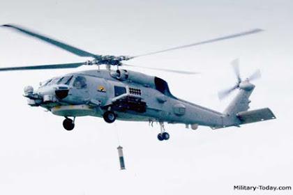10 Helikopter Perang Anti Kapal Selam Terbaik Di Dunia