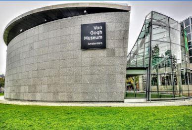 Van Gogh Museum,Amsterdam