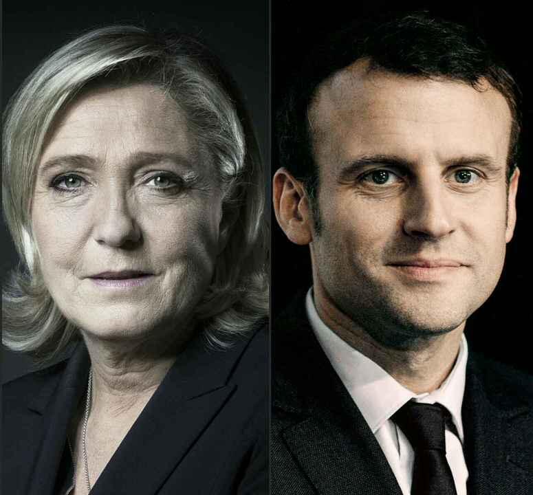 Η μοίρα της Ευρώπης θα εξαρτηθεί από τον νικητή των γαλλικών προεδρικών εκλογών