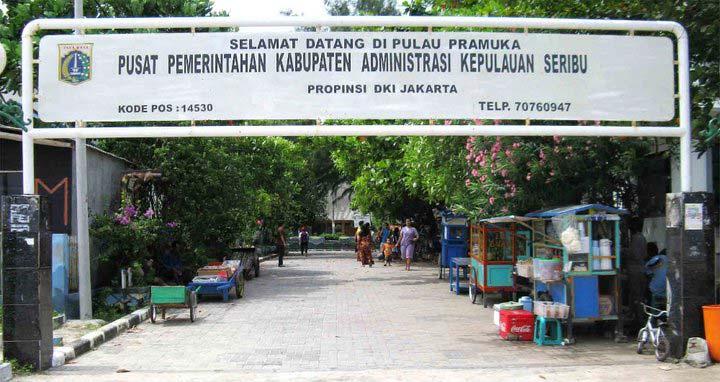 Fasilitas Wisata di Pulau Pramuka
