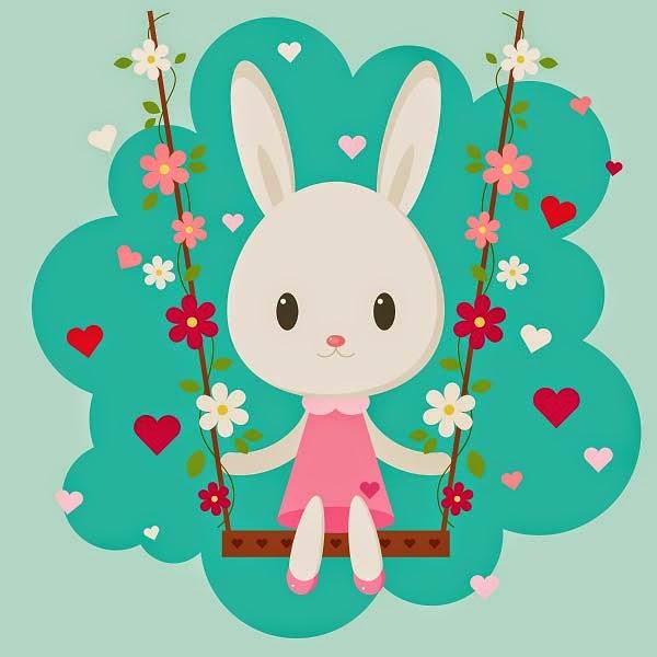 Create Valentine's Day Bunny in Adobe Illustrator