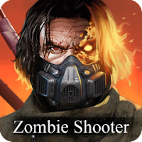 Zombie Shooter : Fury of War Unlimited (Gold - Diamonds) MOD APK