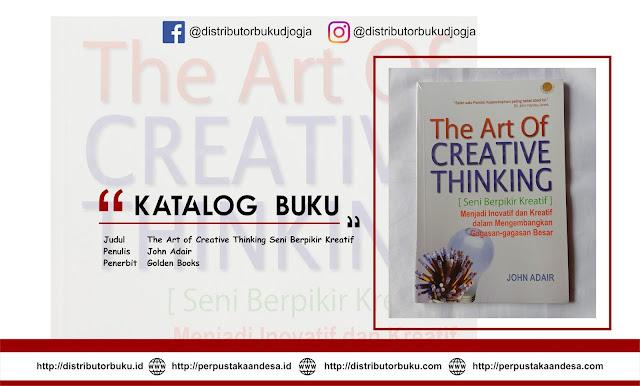 The Art of Creative Thinking Seni Berpikir Kreatif