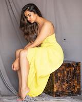 Pujita Ponnada New Photo Shoot HeyAndhra