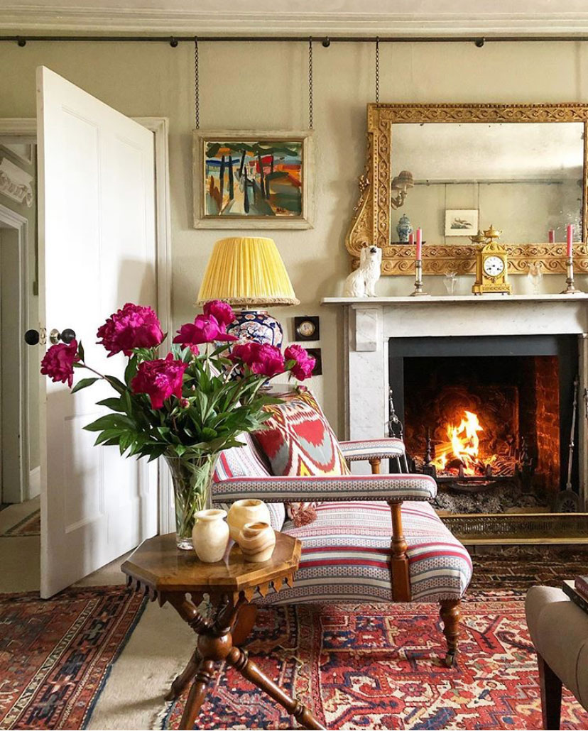 Décor Inspiration | At Home With: Carlos Sánchez-García, London & Norfolk