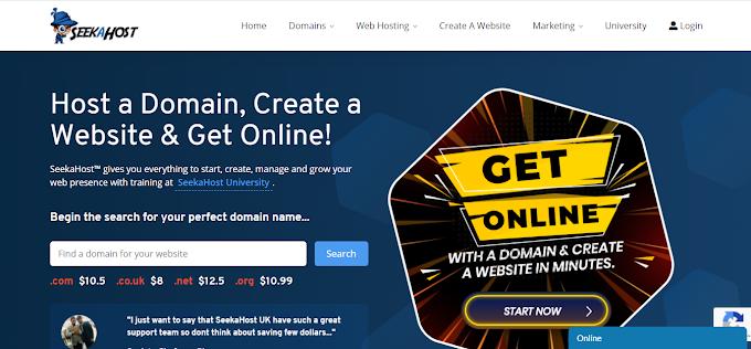 SeekaHost.com Review: Good Web Hosting provider