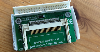 CF to IDE Card Reader for the 2000xl